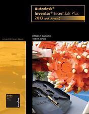 AUTODESK INVENTOR ESSENTIALS PLUS - NEW PAPERBACK BOOK