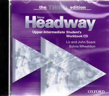 Oxford NEW HEADWAY Upper-Intermediate THIRD ED Student's Workbook CD I Soars NEW