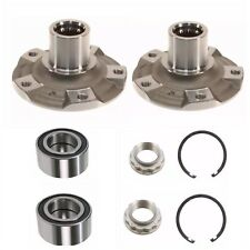 FRONT WHEEL HUB & BEARING FOR BMW 325XI 328XI 330XI 335XI 328i 335i XDrive PAIR