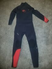 Rip Curl Flashbomb 4/3mm E4+ Wetsuit - black - Easy Stretch Kids Small