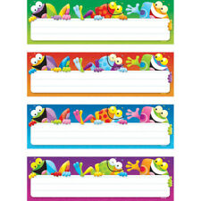 Trend Enterprises Inc Frog Tastic Name Plates Variety 9902