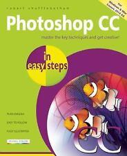 Photoshop CC in easy steps, Shufflebotham, Robert, Good Book