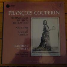 Astree como 27 piezas de Couperin de clavecin 9th & 10th ordres/Blandine Verlet