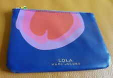 LOLA Marc Jacobs beauty cell phone coins cosmetic case pouch sleeves