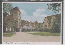 Normalformat Feldpost Ansichtskarten mit dem Thema Burg & Schloss