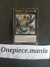 Yu-Gi-Oh!  Numéro 97 : Draglubion (Number) : BLHR-FR030 -VF/Secret Rare-