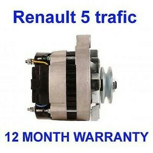 For Renault 5 trafic 0.8 1.4 1972 1973 1974 1975 - 1991 alternator