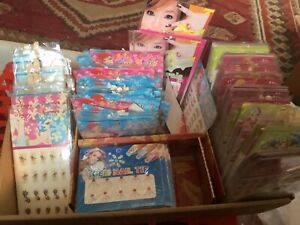 Joblot temporary nail stickers