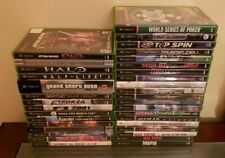 Original Xbox Games pick and choose very good condition and complete