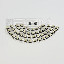 SOTTOCOSTO 50 pz pulsanti SMD da circuito stampato 6x6x4,3 - ART. SP29