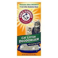 New listing 4 Pack Arm & Hammer Cat Kitten Litter Deodorizer 20 oz Each
