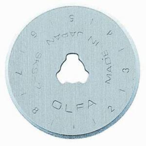 OLFA Rotary Blade: 28mm: Pack of 2