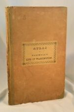ATLAS TO MARSHALL'S LIFE OF WASHINGTON 1832 Maps