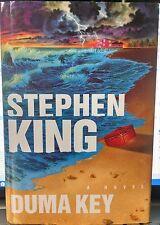 Stephen King: Duma Key A Novel (2008, Book Club Hardcover, Large Print)