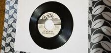 Reggie Sadler Revue, Just Wait & See/R.R.A.W.J.1971 Northern Soul Promo 45,VG+