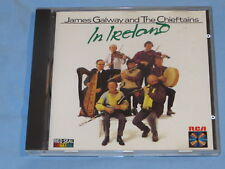 JAMES GALWAY AND THE CHIEFTAINS In Ireland (CD 1987) RCA RED SEAL