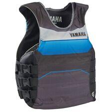 Yamaha Nylon Side-Entry PFD - Blue