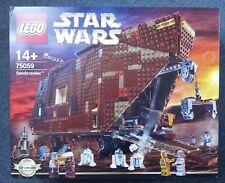 Lego STAR WARS Sandcrawler #75059