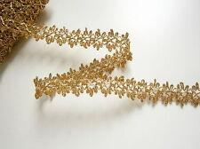 BORTE,BAND,Leonisch,Posamentenborte,Besatz,Fasching,Tanz,Silber,Gold,25 mm