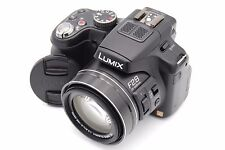 Panasonic Lumix DMC-FZ200 DIGITAL CAMERA BLACK (NO BATTERY)
