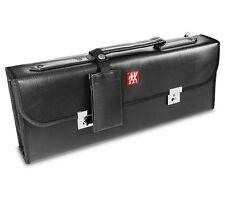 Zwilling J.A. Henckels 17 Pocket Pro Chefs Case - Knife Storage Roll / Luggage