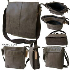 Handbag Shoulder Bag Office Canvas Harold's Messenger Taupe ta8043