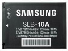 Genuine Original Samsung SLB-10A Battery For ES50 P1000 PL60 WB 750 150 50