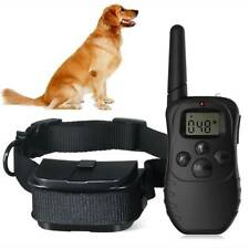 Dog Shock Collar With Remote Control Waterproof Electric for Large Pet Training