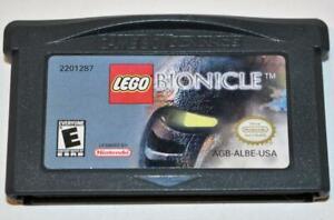 LEGO BIONICLE NINTENDO GAMEBOY ADVANCE SP GBA