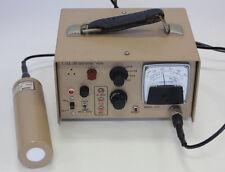 Ludlum 177 Benchtop Rate Meter w/ 44-3 Low Energy Gamma Scintillation Detector