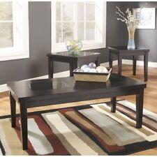 Flash Furniture Denja 3 Piece Coffee Table Set
