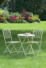 Unbranded Up to 2 Seats Metal Garden & Patio Furniture Sets