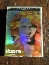 CLEARANCE The Doors DVD 2 Disc Set Special Edition Widescreen MINT Discs Used 1x