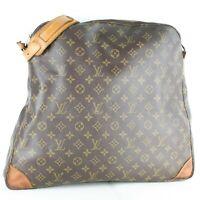 LOUIS VUITTON SAC BALADE Shoulder Bag Purse Monogram M51112 Brown