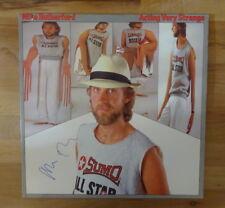 """ORIGINAL Autogramm von Mike Rutherford pers. gesammelt auf VINYL 12"""" """"Acting..."""""""