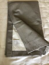 Nwot Restoration Hardware Child & Baby light grey pocket rod curtain panel 84