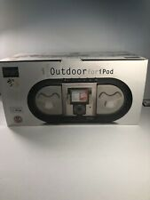 Hercules i-XPS120 Outdoor Speaker for Ipod (New Never Been Used)
