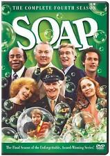 Soap - The Complete Fourth Season  (DVD 3 disc)  NEW