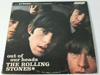 "ROLLING STONES ""Out Of Our Heads"" Vinyl LP - 1969 London PS 429 - RARE VERSION"