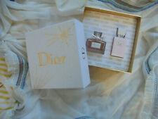 CHRISTIAN DIOR Miss Dior 50ml Eau de Parfum + 75 ml Body Lotion GESCHENKSET Neu