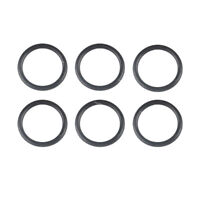 6PCS Variable Timing Solenoid Seal O-ring For Volkswagen Touareg Audi A6 Quattro