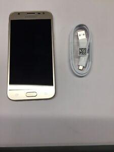 New Samsung Galaxy J3 SM-J330F - 16GB - Gold (Unlocked)