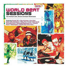 Various - World Beat Sessions (2 X CD)