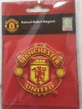 Manchester United FC Officiel 3D Football Crest aimant de réfrigérateur