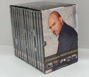 Il Commissario Montalbano Raccolta Completa Cofanetto con n. 14 DVD in Italia...