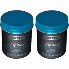 Osmo Clay Wax No Shine Duo (2 x 100ml)