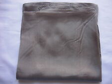 New 100%  Silk  Scarf Wrap Grey 175cm x 50 cm