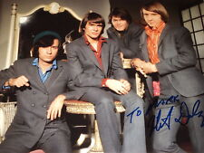 Micky Dolenz / Monkees / Nice 8 X 10 Color Autographed Photo
