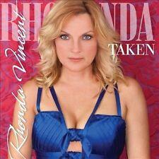 RHONDA VINCENT ~ Taken ~ BRAND NEW audio-CD - Bluegrass - FACTORY SEALED