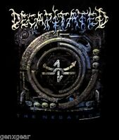 DECAPITATED cd cvr THE NEGATION Official SHIRT XL new